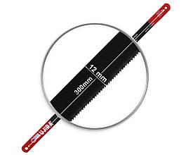 Полотно ножовочное Ultra Flex Франция 1-стороннее 300х12 мм