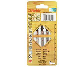 Пилочки для электролобзика REBIR T101D набор 5 шт