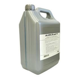 Компрессорное масло 5л для поршневых винтовых и ротационных пневматических компрессорах AIRKRAFT 100 MC5-AIR