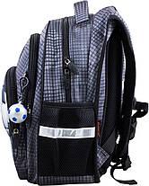 Рюкзак школьный в 1-4 класс ортопедический для мальчика с пенальм и сумкой для обуви Winner One R3-224, фото 3
