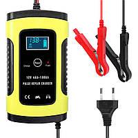 Автомобильное зарядное устройство зарядка для авто аккумуляторов 12В 6А Autozyx ZYX - J10