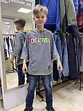 Яркие трендовые футболки для мальчиков 140-164см, фото 3