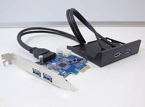 Контролери PCI/PCI-E
