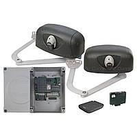 Комплект автоматики HYPPOKLT Nice для розпашних воріт (ширина до 6 м)