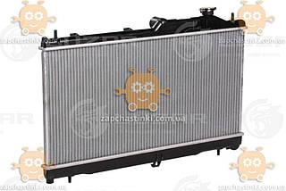 Радіатор охолодження Subaru Forester S12 (від 2008р) 2.0 i, 2.5 i О (пр-во Luzar Росія) ЗЕ 15474