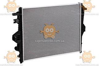 Радіатор охолодження Cayenne 3.0 TDi, 3.0 TSi, 3.6 FSi, 3.6 TFSi (від 2010р) АКПП, МКПП (Luzar Росія) ЗЕ 58922