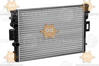Радиатор охлаждения DAILY (от 2006г) 2.3JTD, 2.3D (пр-во Luzar Россия) ЗЕ 59682