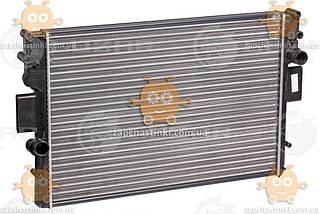 Радиатор охлаждения DAILY (от 1999г) 3.0JTD, 2.3D (пр-во Luzar Россия) ЗЕ 59681