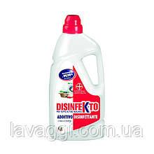 Дезинфецирующая добавка для прання Disinfekto Bucato Additivo Iggienizante 1000 ml