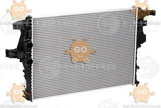 Радиатор охлаждения Iveco Daily (от 2011г) МКПП (пр-во Luzar Россия) ЗЕ 58851