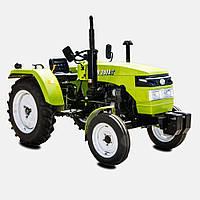 Трактор DW 240AT (24 л.с., 3 цил., ВОМ 2-скорости, КПП (8+2), блок. дифф., гидр. выход)