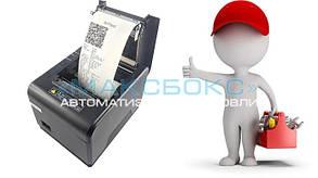 Ремонт печатающего механизма/авто обрезчика