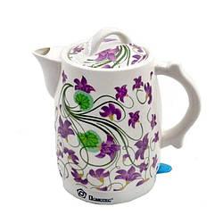 Чайник Domotec MS 5059 керамический 2L