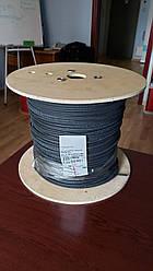 Кабель солнечный KBE Solar 50618, 6мм, медный черный