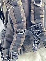 "Рюкзак ""ШТУРМ"" 20л (BLACK MULTICAM), фото 6"