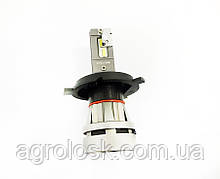 Автомобильные светодиодные лампы автолампы с цоколем H4 26W  CYCLON TYPE 27S