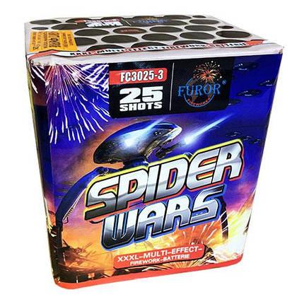Салютна установка Spider wars FC3025-3, фото 2