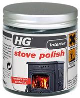 HG stove polish - средство для восстановления и реставрации чугунных изделий