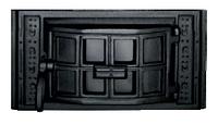 Чугунный зольной люк - VVK 36 х 20 см/28х15см