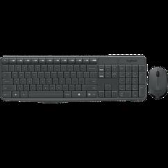 IT набір Logitech Wireless Keyboard and Mouse MK235