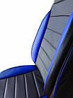 Чехлы на сиденья Фиат Добло (Fiat Doblo) (универсальные, кожзам, пилот СПОРТ), фото 4