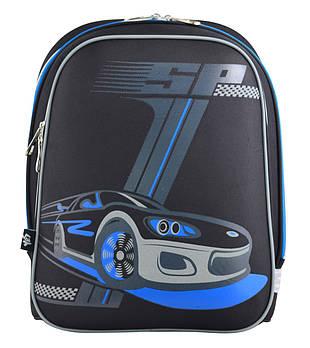 Рюкзак школьный каркасный YES  H-12 SP 38 x 30 x 15 см (554603)