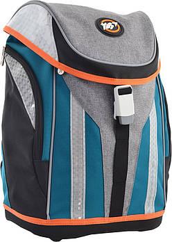 Рюкзак школьный  каркасный YES H-30 School Style 35 х 27 х 19 см (556684)