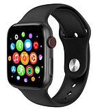 Смарт Часы Браслет T500 Smart Watch Apple T-500 Фитнес Трекер, фото 5