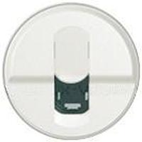 Лицевая панель компьютерной розетки RJ45 Celiane белый