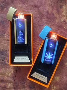 Металлические USB зажигалки с логотипом дельфина