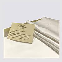 Комплект постельного белья двойной Bellora Ametisto 270x290 см Белый в подарочной упаковке (39755) в