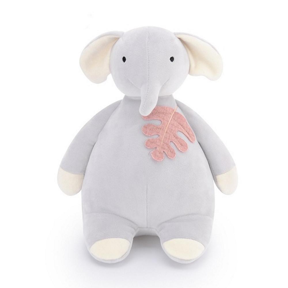 Мягкая игрушка Серый слон, 45 см Metoys