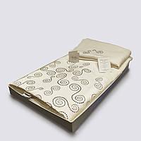 Комплект постельного белья двойной Bellora Janis 255x200 см Белый стразы swarovski в коробке (30387)