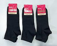Женские чёрные носки оптом.