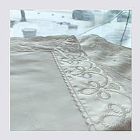 Комплект постельного белья двойной Bellora Geena 270x290 см Айвори в подарочной упаковке (33683) в