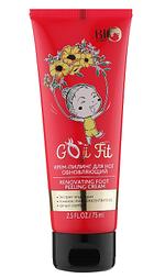 Крем-пілінг для ніг Bio WorldGoji Fit