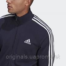 Спортивный костюм Adidas AEROREADY Essentials 3-Stripes GK9977 2021 синий, фото 3