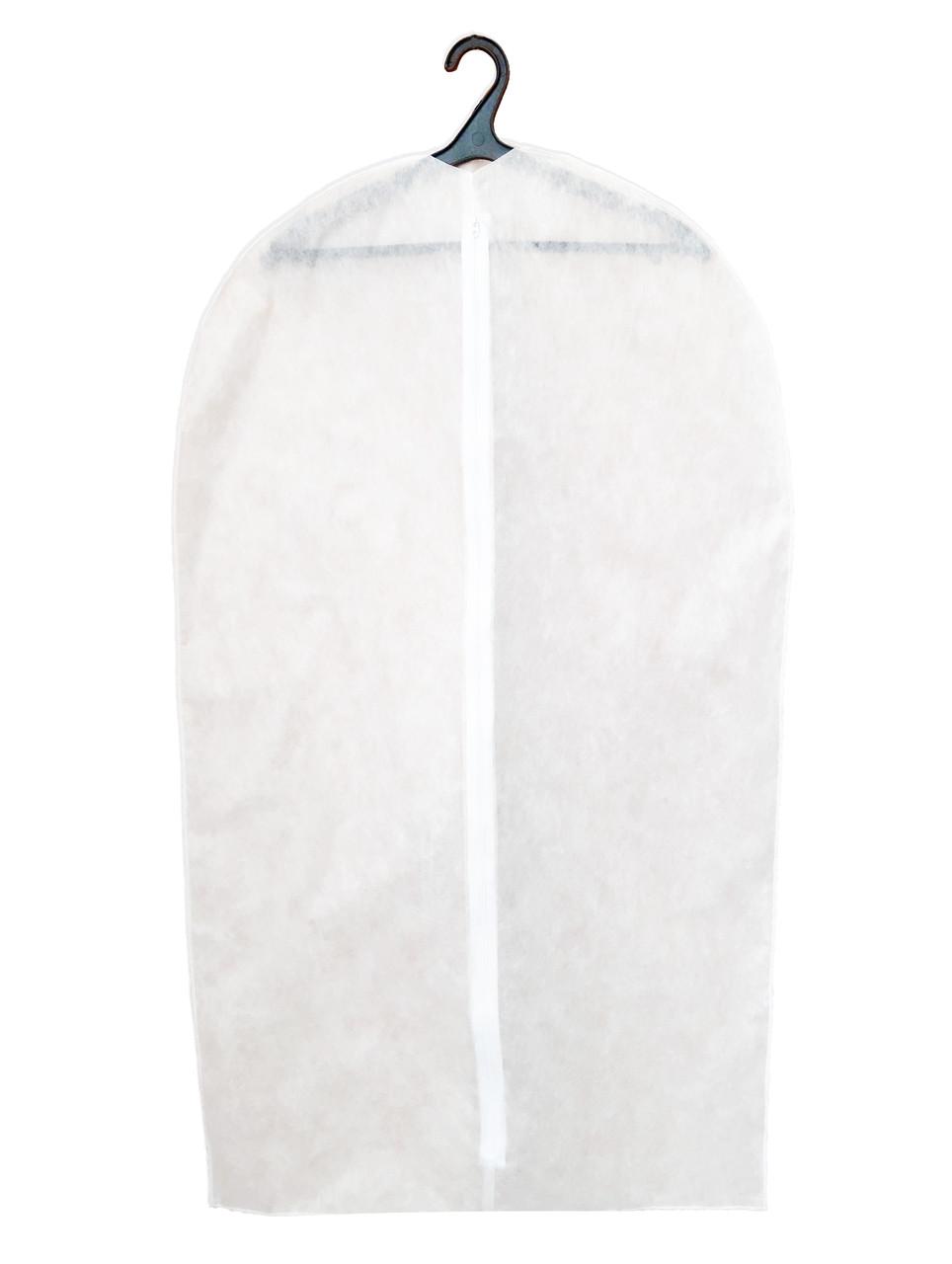 Чохол для одягу на блискавці 68 х 120 см