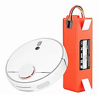 Батарея для робота пылесоса Xiaomi Roborock S50 S51 S55 li-ion запасной аккумулятор 9800 mAh