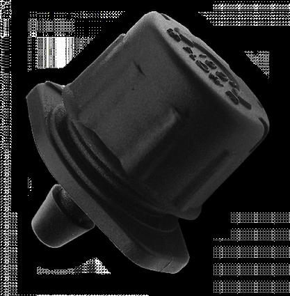 Ороситель регулируемый линейный 180° для  трубки 4мм (10 шт), DSZ-1501
