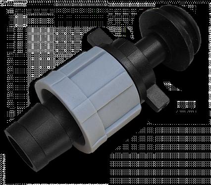 Старт-Коннектор лента / трубка с прокладкой,  DSTA07-07L