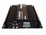 Усилитель X-8000USB - Bluetooth, USB,FM,MP3! 2800W 4х канальный, фото 5