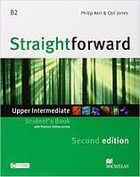 Straightforward (2nd Edition) Upper SB & Webcode & eBook, фото 1