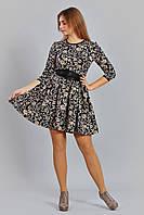 Нарядное молоденжое платье
