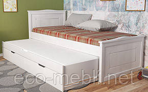 Дитяче ліжко Компакт плюс Arbor Drev бук