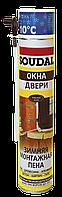 Полиуретановая ручная зимняя монтажная пена SOUDAL, фото 1