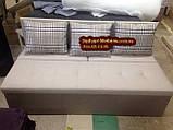 Вузький диван для кухні або офісу 1800х550х850мм Качество, фото 3