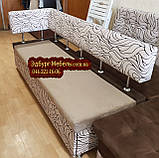 Диван для кухни Экстерн со спальным местом ткань антикот Качество, фото 2