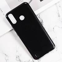 Чехол Fiji Line для Tecno Spark 4 Lite силикон бампер черный