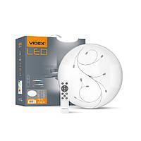 LED светильник функциональный круглый VIDEX DROP 72W 2800-6200K